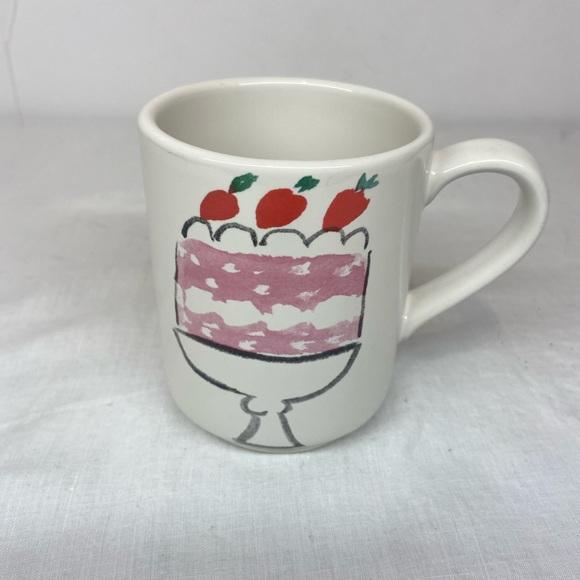 "Kate Spade ""All in Good Taste Pretty Pantry"" mug"